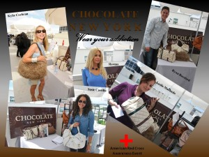 Chocolate Handbags