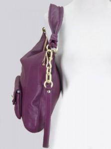 Coach Kristin Leather Hobo Bag