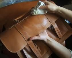 Handbag Care - Cleaning
