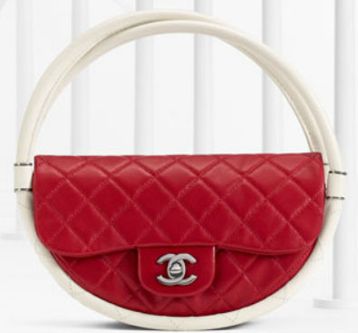 purse quote - Chanel Flap Bag Red