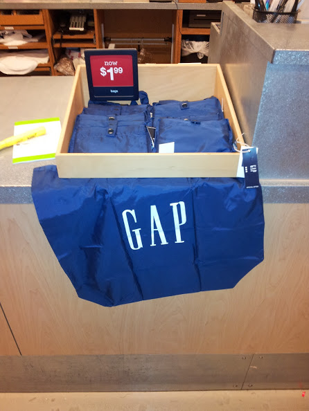 Great Bags -Gap